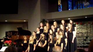 Choir To Hear the Angels Sing 12 11 2010