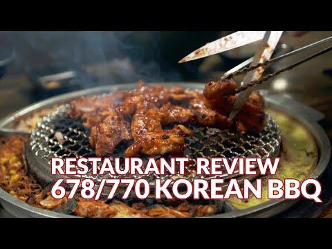 Restaurant Review - 678 & 770 | Atlanta Eats