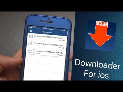 The best Downloader for ios for free (download movies,songs on ios)