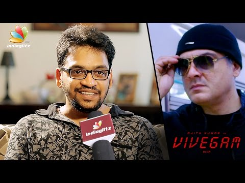 Director Siva was impressed with my Trailer Cuts : Vivegam Editor Ruben Interview on Ajith | Teaser