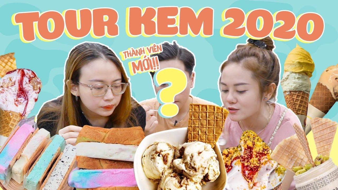 HNAG TOUR KEM 2020 - Giới thiệu thành viên mới