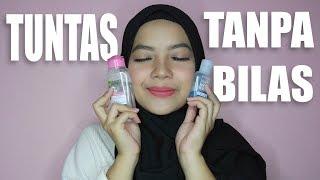 Membersihkan Makeup Waterproof   Heni Aliana