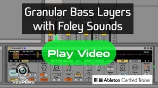 Granular Synthesis Bass Layers with Foley Sounds (FREE Sample Pack Download)(Download free foley samples: https://vespers.ca/vault/granular-synthesis-bass-layers-with-foley-sounds-free-sample-pack-download/ Online courses: ..., 2013-07-29T14:32:44.000Z)