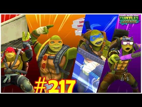 Teenage Mutant Ninja Turtles Legends - Part 217