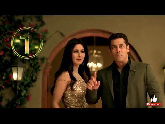Salman khan and katrina kaif wishes happy new year || love style || whatsapp status video