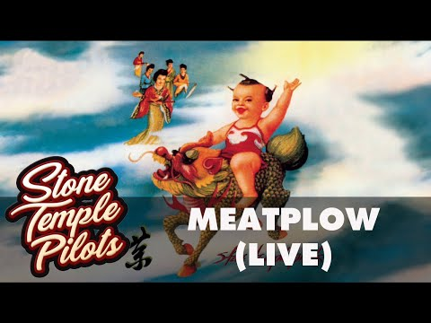 Stone Temple Pilots - Meatplow (Live) (Official Audio)