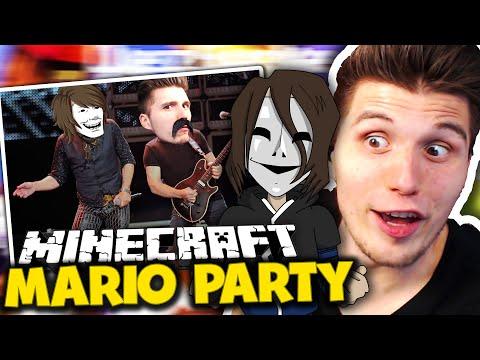 WIR GRÜNDEN EINE BAND! & DU SCHE** CAMPER! ✪ Minecraft Mario Party mit Germanletsplay