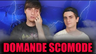 DOMANDE SCOMODE A Daniele Montesi The Suckerz e Pela *intervista*