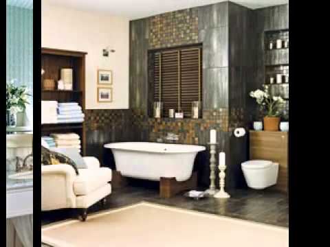 Spa bathroom design ideas