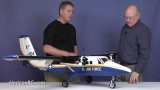 HorizonHobby.Com Preview - Twin Otter ARF by Hangar 9