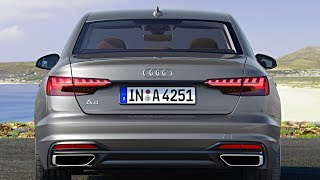 Audi A4 (2020) Facelift – S4 sedan, A4 Avant, and A4 Allroad (interior and exterior)