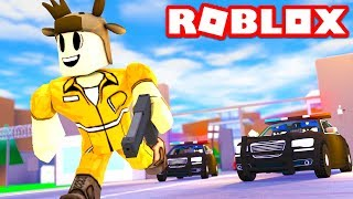 BREAKING OUT OF PRISON IN ROBLOX! (Roblox Jailbreak)