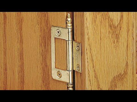 Door Hinges That Close Automatically Lowes You