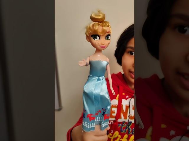 Meet my New Doll Anna ❤️❤️❤️