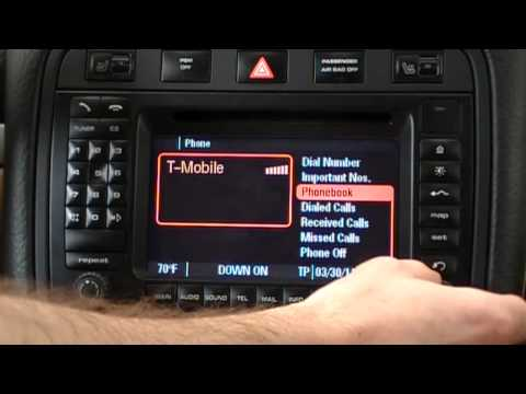 mObridge bluetooth browsing functions in a Porsche with PCM radio