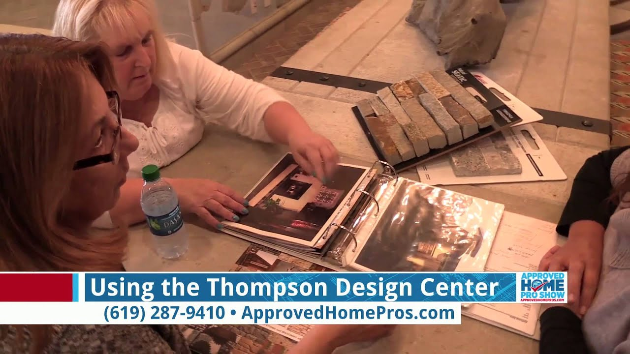 Get Help Selecting Building Materials From Thompson Building