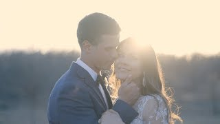 Marine's vows to his bride before he deploys will make you cry! 😭😭Dream Point Ranch Wedding Film