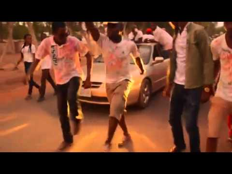 Olamide-turn up in  MAUTECH Yola. class of