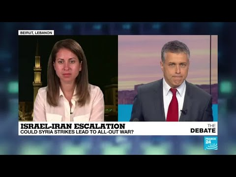 Israel-Iran escalation: Could Syria strikes lead to all-out war?