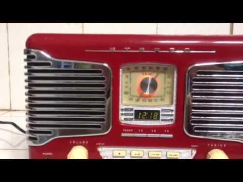 Radio CD Teac - YouTube