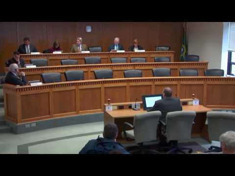 Tony Heller Answers WA State Senator Kevin Ranker on Climate Science 2/7/2017