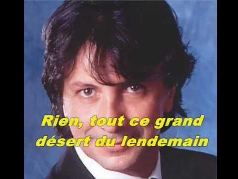 Hervé Vilard - Pour toi ce n'était rien (Domenico Modugno - La lontananza)
