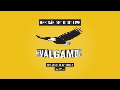 #ValgAmok - Live fra Frederiksberg. En valgdækning med det hele!
