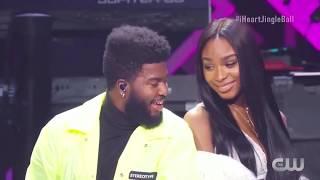 Normani & Khalid - Love Lies (iHeartRadio Jingle Ball 2018)