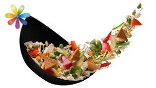 С какими продуктами сочетаются разные виды салатов
