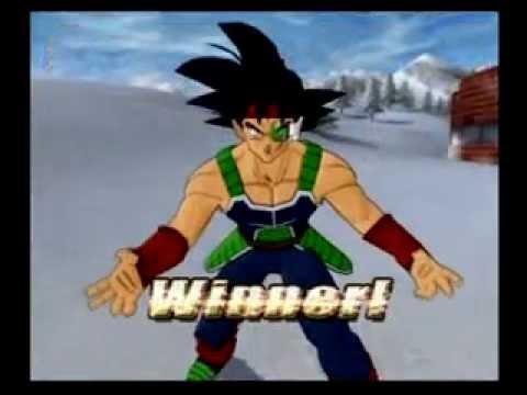 Dragonball Z Budokai Tenkaichi 3 - Bardock vs Nappa - YouTube