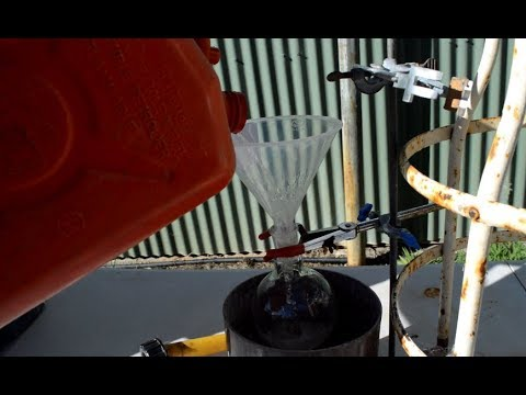 Distillation of Gasoline/Petrol