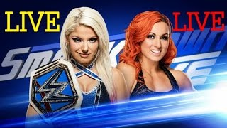 WWE Smackdown 17 January 2017 Full Show Live Stream - WWE Smackdown 1/17/17 Full Show
