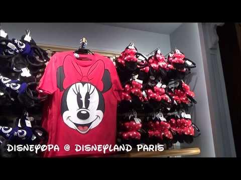 Disneyland Paris New Century Notions Flora's Unique Boutique Shop DisneyOpa