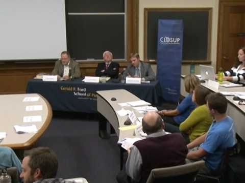 @fordschool: Education Policy in the Next Michigan...