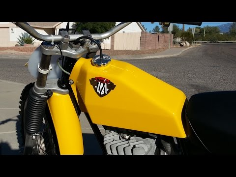 1968 Maico 250 MC By Mayer Brothers