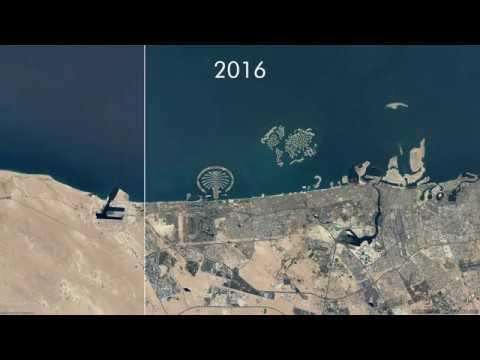 Palm Islands, Dubai, United Arab Emirates