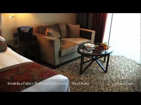 Khalidiya Palace Rayhaan by Rotana Hotel in Abu Dhabi, United Arab Emirates