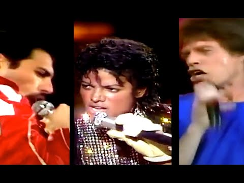 Michael, Mick AND Freddie - State Of Shock (Ultimate Version 2012)
