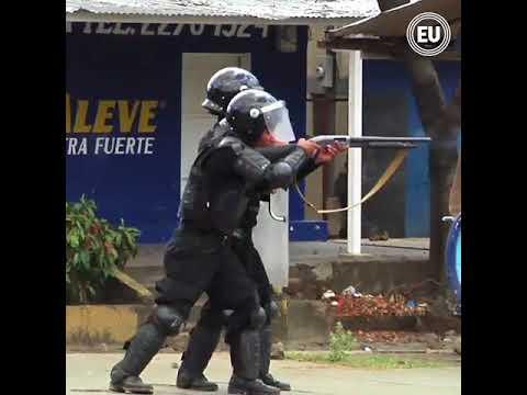 Un periodista muere cuando reportaba disturbios en Nicaragua vía Facebook Live