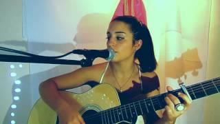 Que lo nuestro se quede nuestro (Cover) - Lucila #Adda