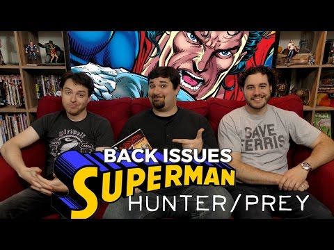 Superman Doomsday - Hunter Prey | Back Issues