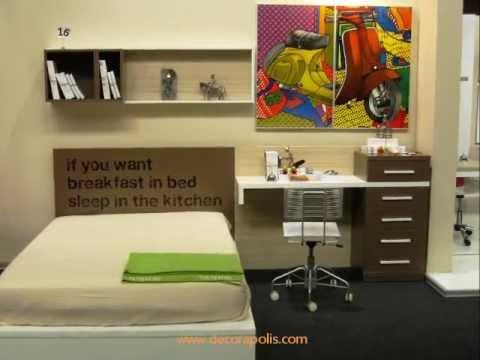 Mobiliario juvenil e infantil feria del mueble zaragoza - Mobiliario infantil zaragoza ...