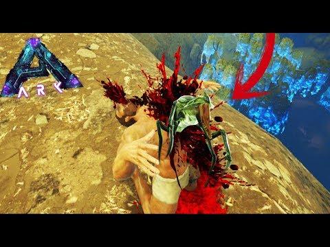 ARK - ME SALE UN ALIEN DEL PECHO!!!! #7 - ABERRATION - Nexxuz