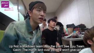 [ENG] Idol 24 Hours Madtown Soccer Game
