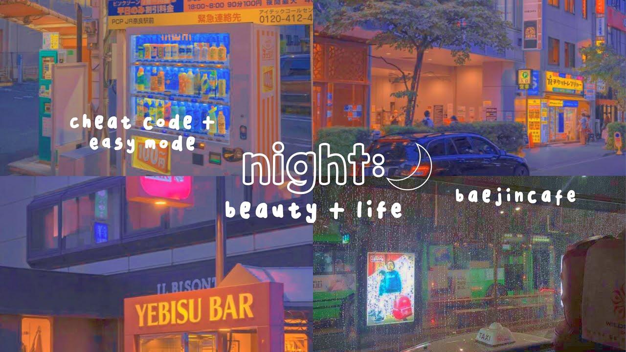 🌙 NIGHT ⨾ beauty + life subliminal 🌃