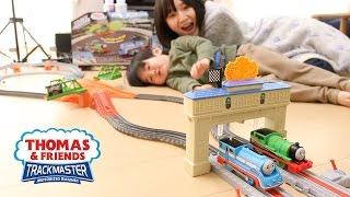 きかんしゃトーマス レールウェイレースセット Track Master Thomas&Friends Railway Race set thumbnail
