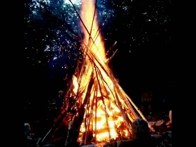 Огненная пранаяма