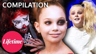 """You're POSSESSED"" ALDC's CREEPIEST Dances - Dance Moms (Flashback Compilation) 