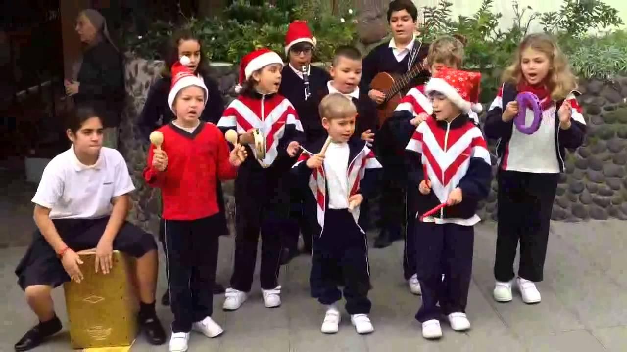 Dfc espa a 2015 la alegr a de la navidad colegio santo - Colegio aparejadores tenerife ...