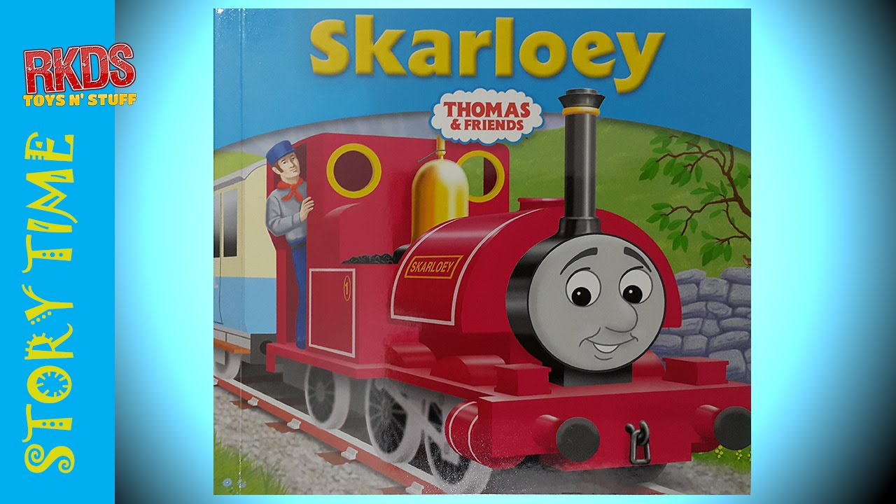 My Thomas Story Library Book 9 Skarloey Read Out Loud